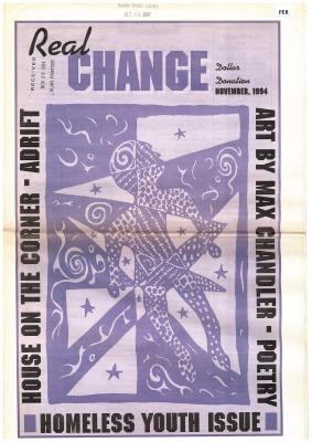 November 1, 1994 Cover Issue 3