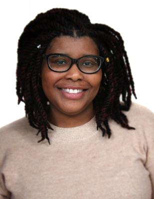 Bri Little, Real Change organizing and advocacy associate.