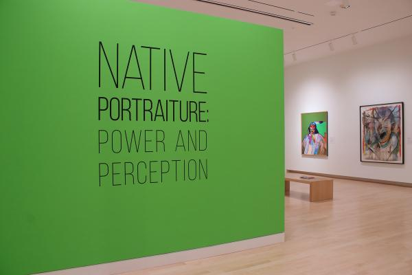 """Native Portraiture: Power and Perception"" at Tacoma Art Museum runs until Feb. 10, 2019. Photo courtesy of Tacoma Art Museum."