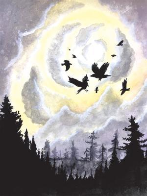 Illustration by Lindsay Sherstobitoff