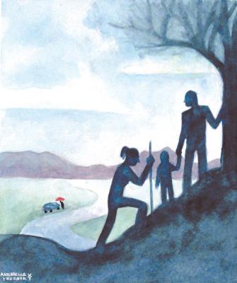 Illustration by Annabelle Yedinak