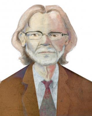 John Henry Browne, illustration by Jon Williams