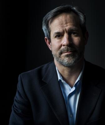 Jonathan Weisman. Photo by Gabriella Demczuk