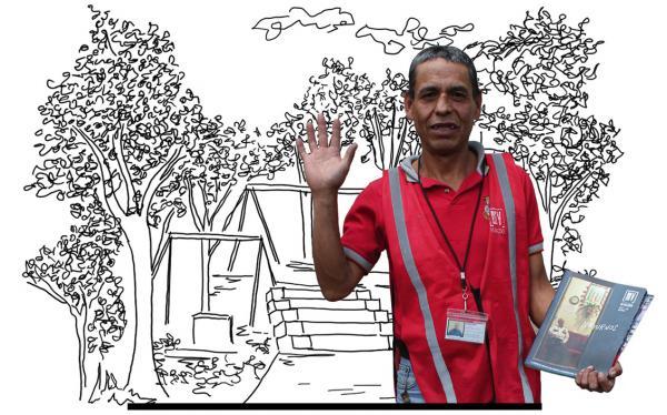 Aristeo Franco, photo courtesy Mi Valedor
