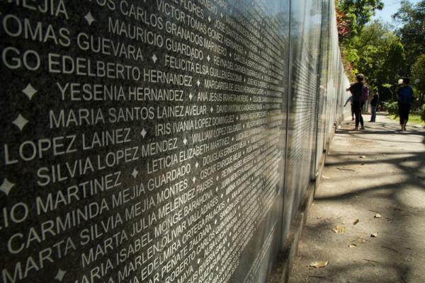 Monumento a la Memoria y la Verdad