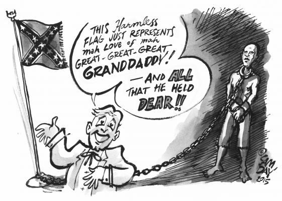 Sam Day Cartoon (June 24, 2015 Issue)