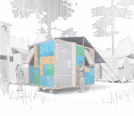 Seattle Design Festival merges public interest with personal, temporary housing