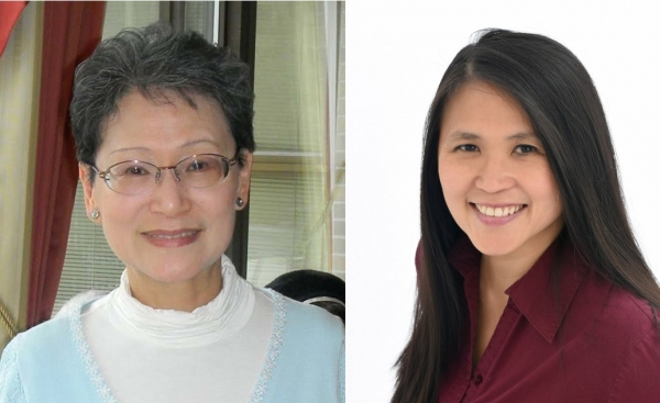 Assunta Ng, left, and Ruth Bayang, right, produce Northwest Asian Weekly and the Seattle Chinese Post, which are one-of-a-kind newspapers in the country. Ng founded both publications, with the Post starting in 1982. She and Bayang have worked together sin