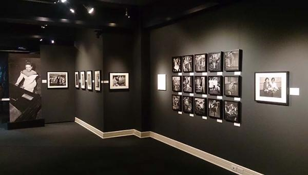 """""""Seattle on the Spot"""" at MOHAI features more than 300 photos taken by Al Smith. Photo by Lisa Edge"""