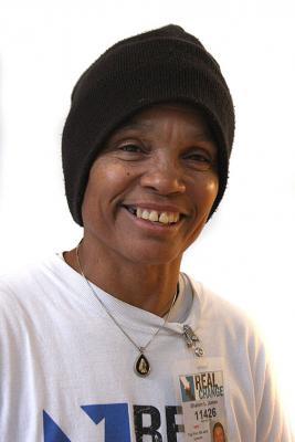 Vendor Sharon Jones