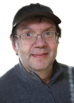 Tim Harris, founding director