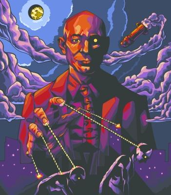 Illustration by Victor Sanchez