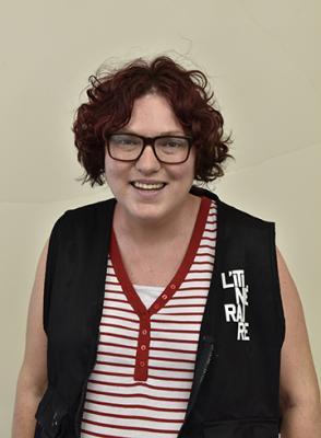 Suzanne Leblanc. Photo courtesy L'Itinéraire