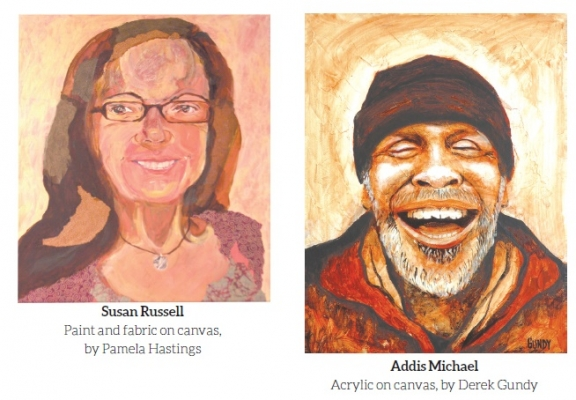 Portrait of Change exhibit gives our vendors the spotlight; the show opens at the University of Washington Feb. 20.