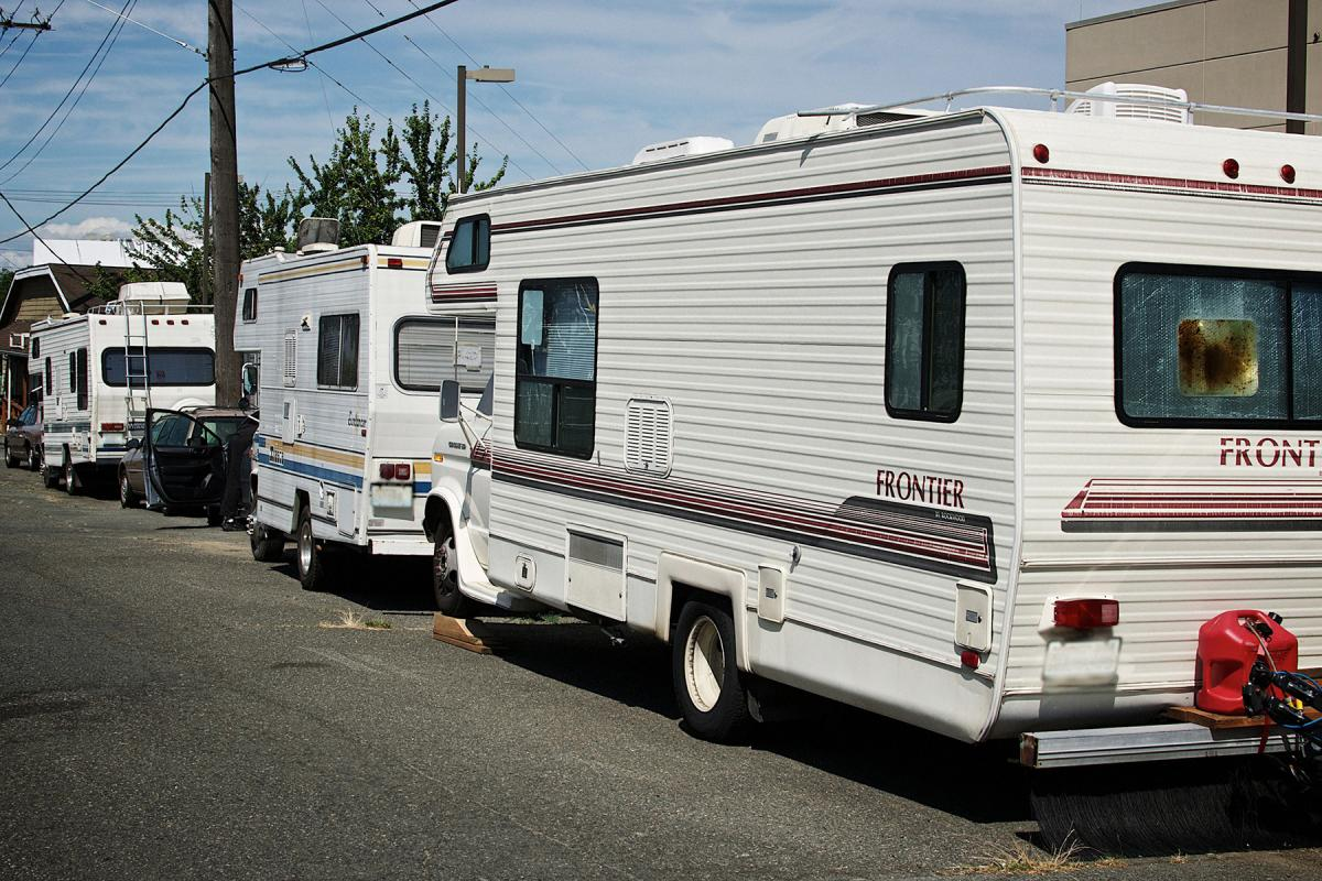 nimbys protest leaked legislation reforming rv camping laws | real