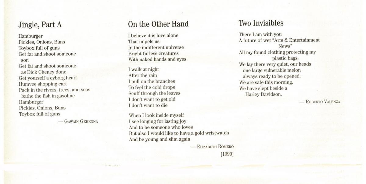 wanting to die poem