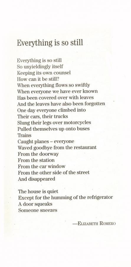 Poetry Jan 8, 2004 | January 8, 2004 | Real Change