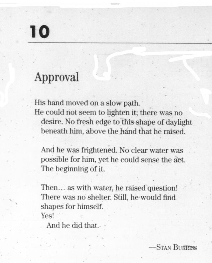Poetry Jun 7 2006 Real Change