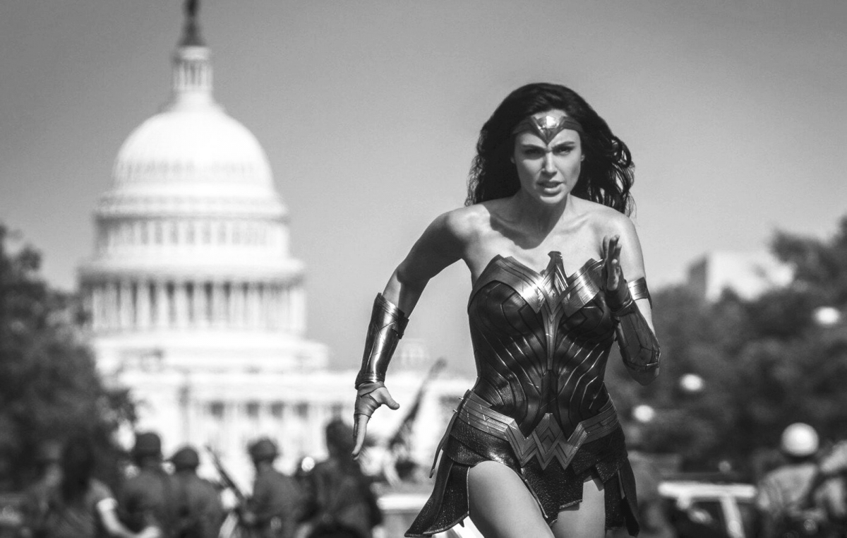 """Wonder Woman 1984,"" starring Gal Gadot, was released Dec. 25, 2020, on HBO Max. Photo courtesy of Warner Bros"
