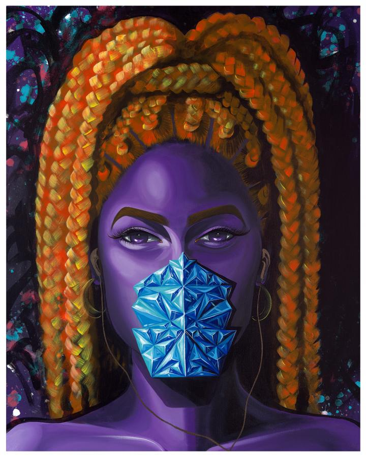 """Secure Your Mask"" by Aramis O. Hamer"