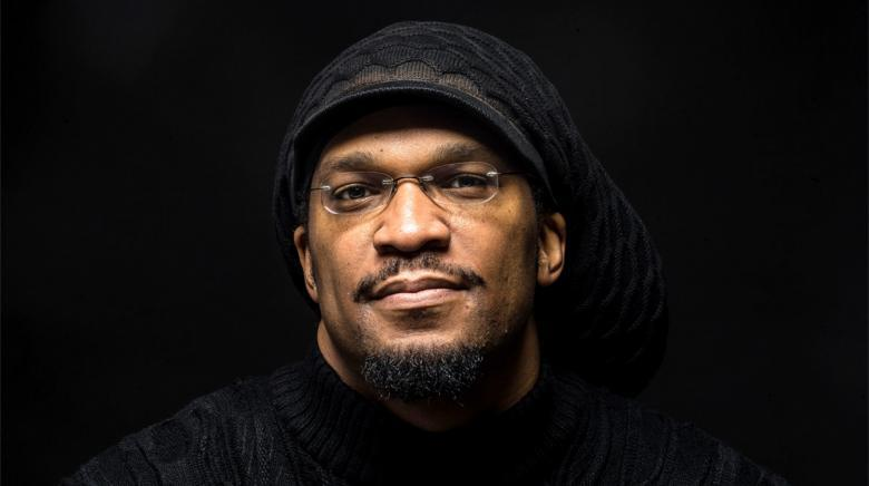 Retired NBA star Etan Thomas played nine seasons in the league. He is also a published poet, writer, motivational speaker and activist. Photo courtesy of Street Roots