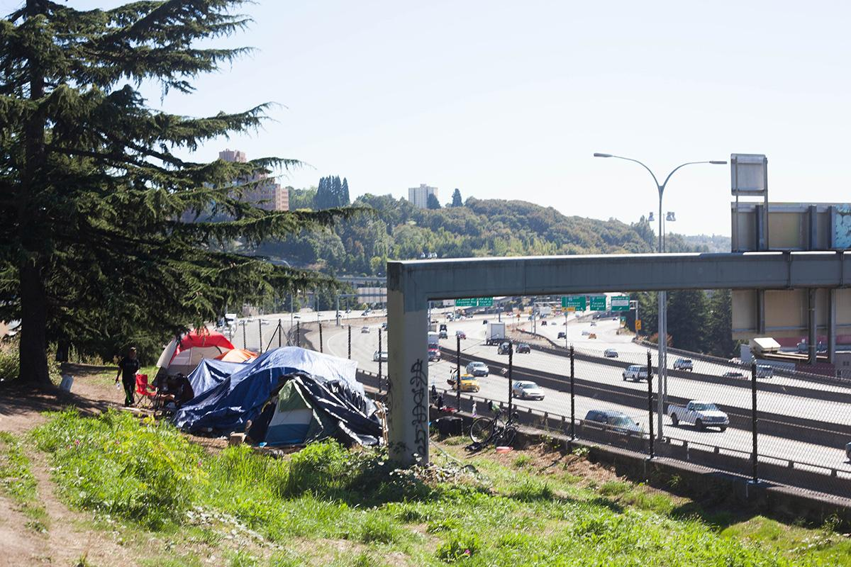 """It is everyone's responsibility, including the mayor of Seattle, to ensure the people who are homeless outside are not swept and are connected so they, too, can be counted,"" said Alison Eisinger. Real Change file photo"