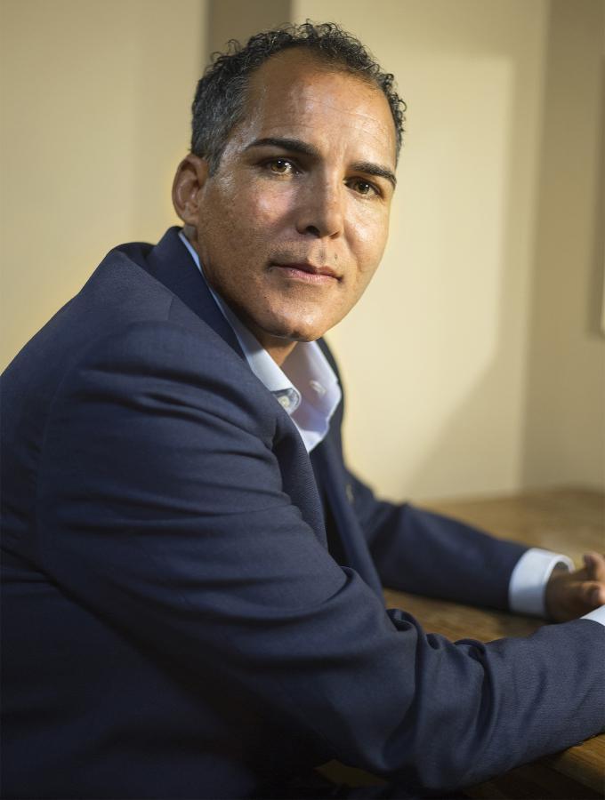 James Forman Jr., photo by Lauren Kelly