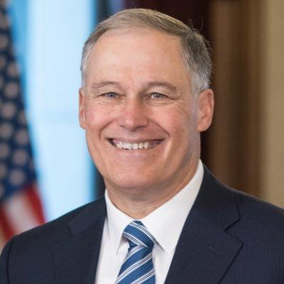 Gov. Inslee to Trump: We need less tweeting here and more listening