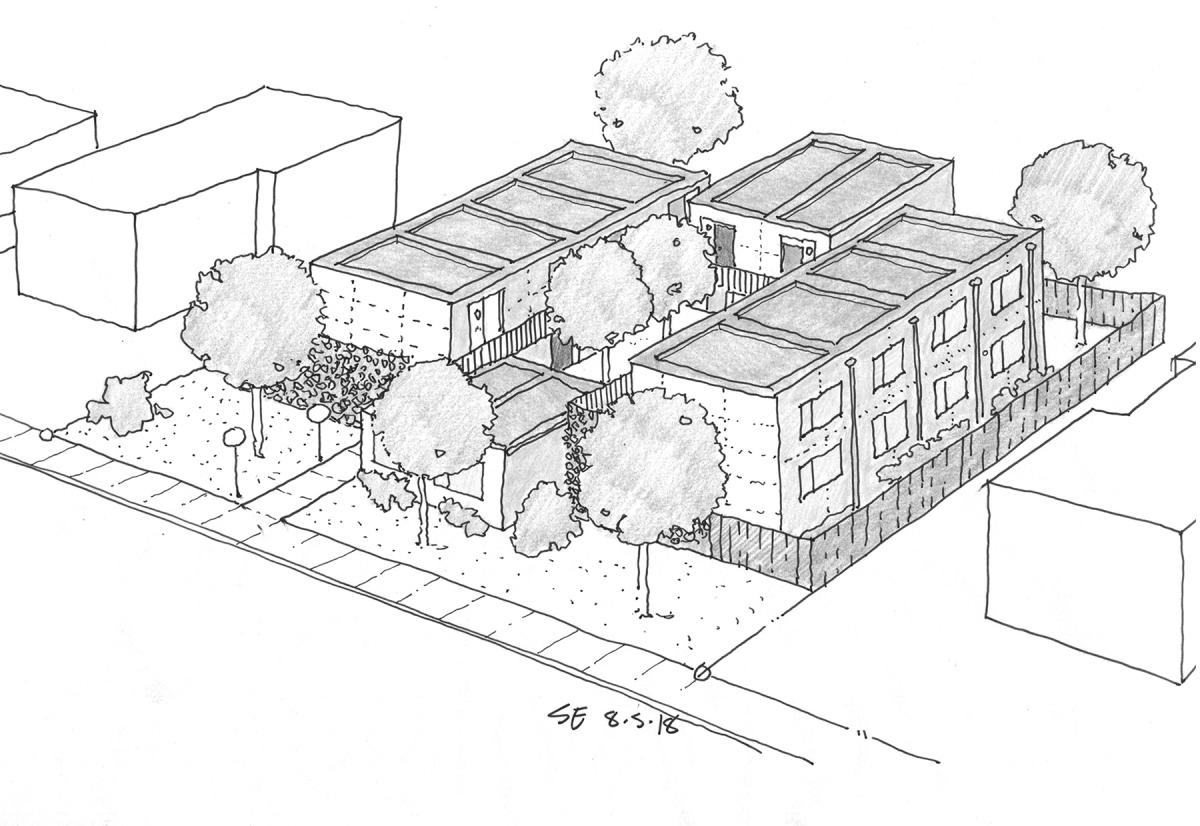 King County plans to build a shelter and a microhousing complex out of modular units.