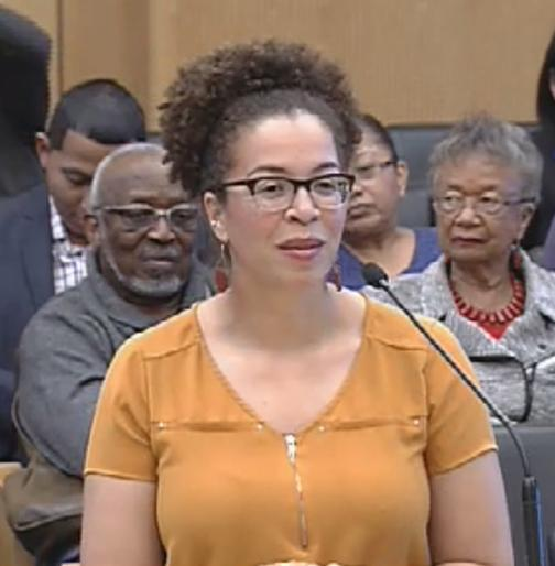 Kirsten Harris-Talley replaces Tim Burgess on Seattle City Council.
