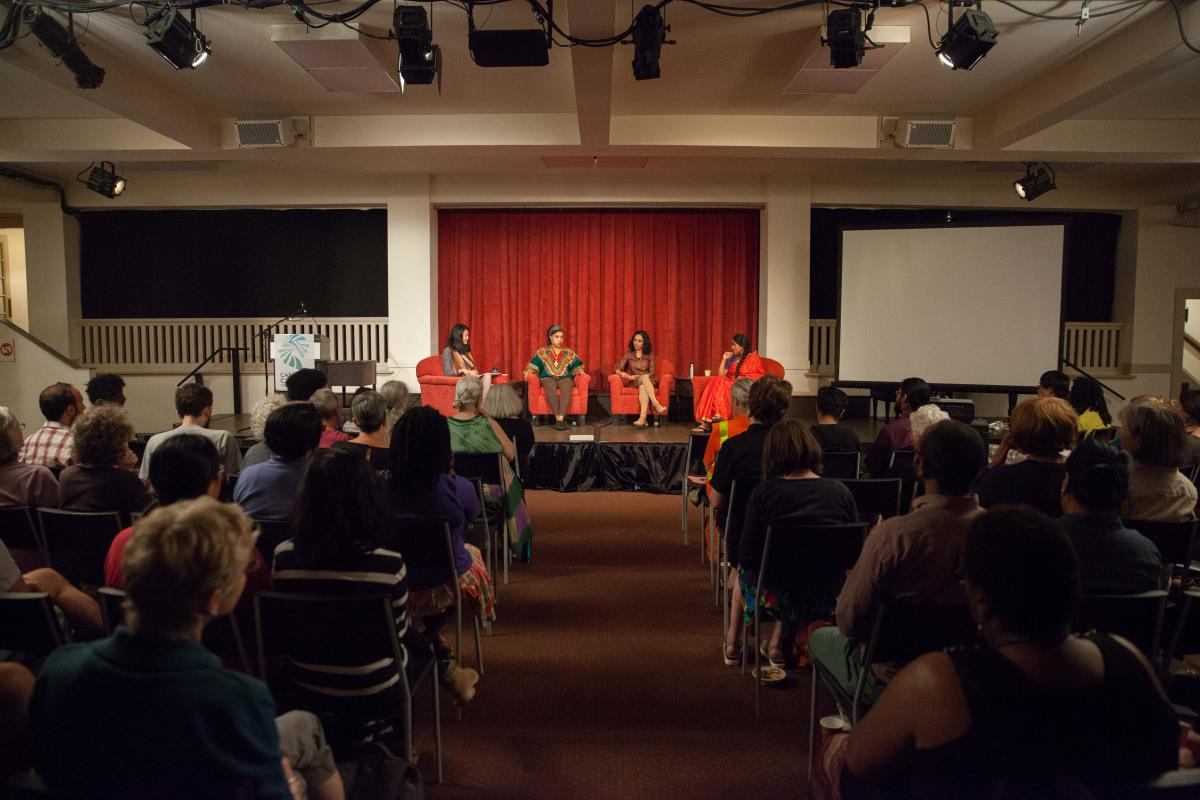 """Women of Color Speak Out: Changing the Climate of Climate Change,"" at Town Hall Seattle"