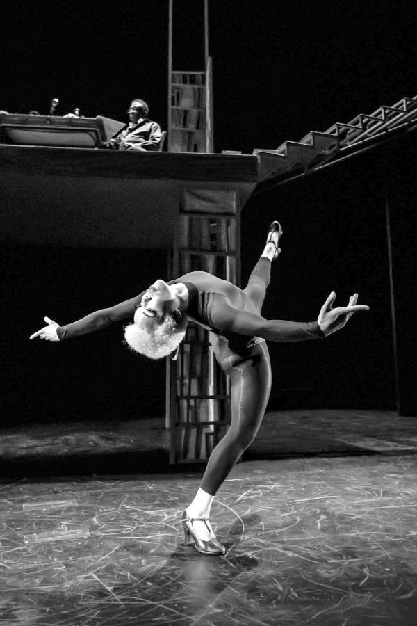 A Rap on Race, Spectrum Dance Theater