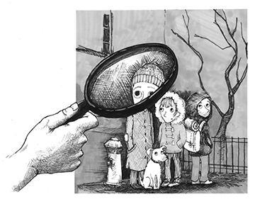 Illustration by Rosie Ferne