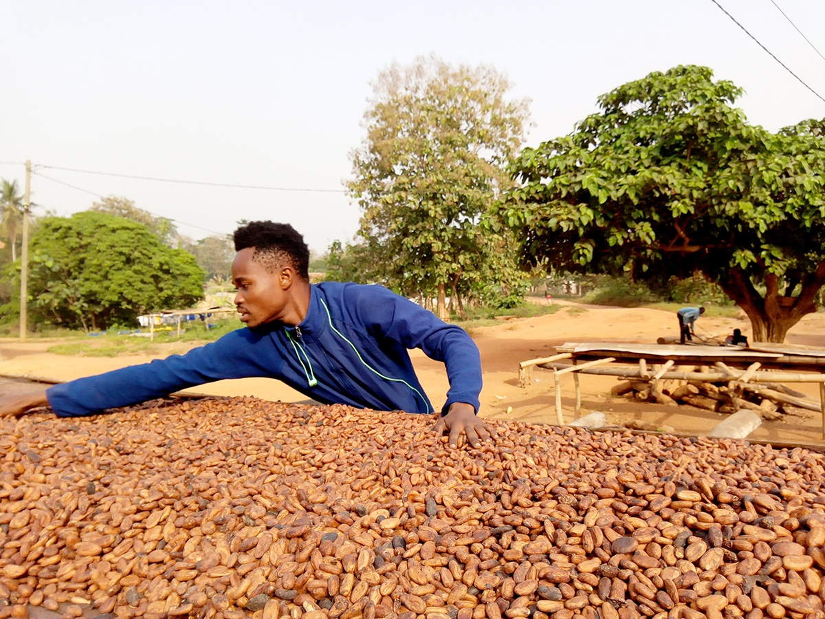 Concerns about social justice and chocolate production turn sour