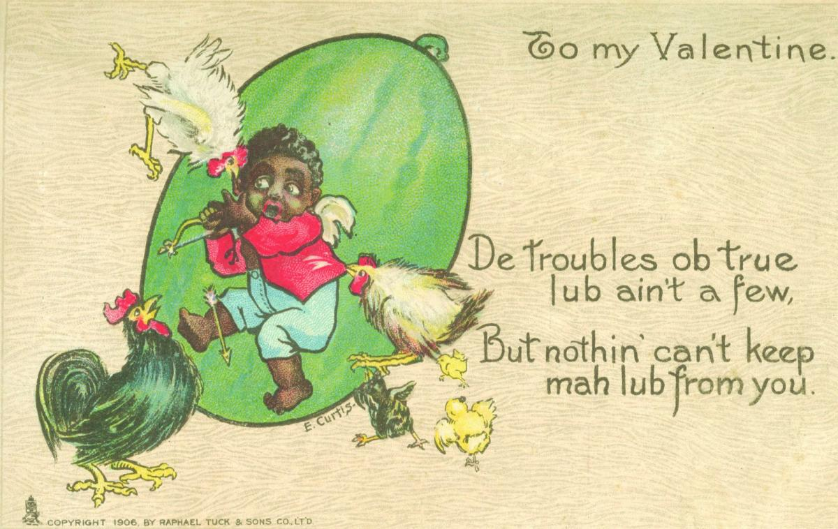 My Racist Valentine Real Change