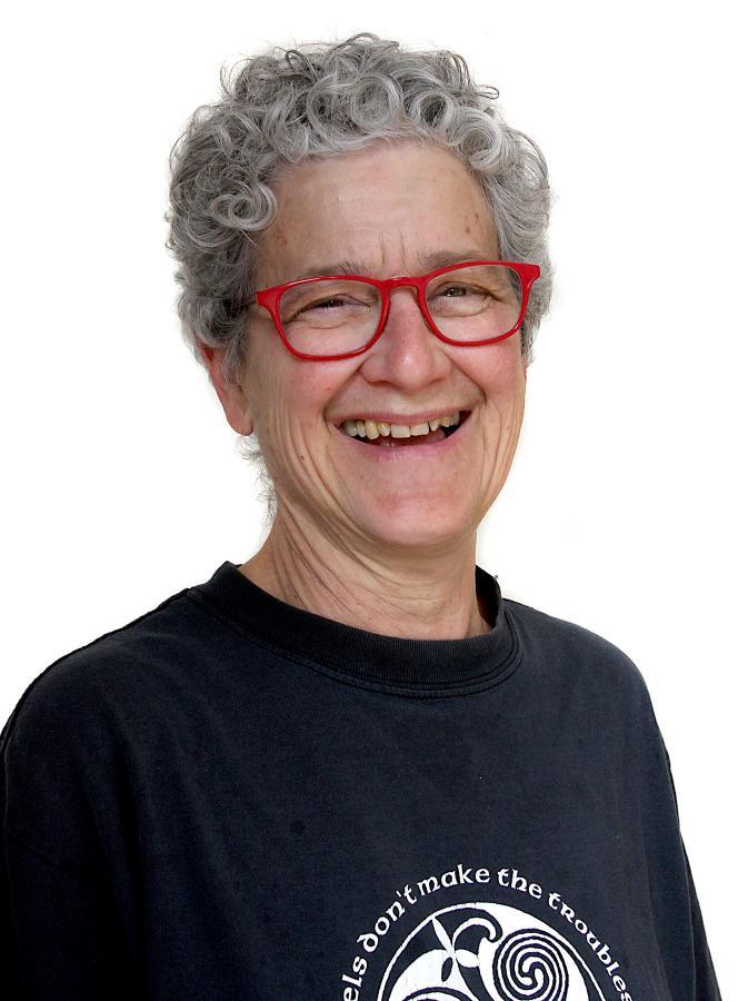Sue Hodes, photo by Jon Williams