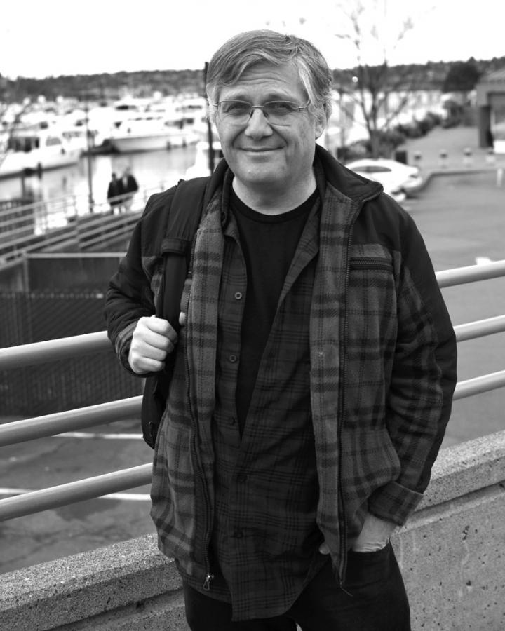 Scott McCloud, author