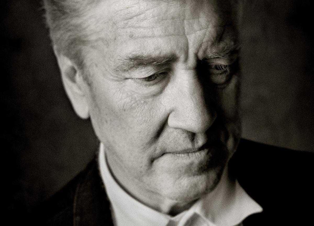 David Lynch, photo by Mark Berry