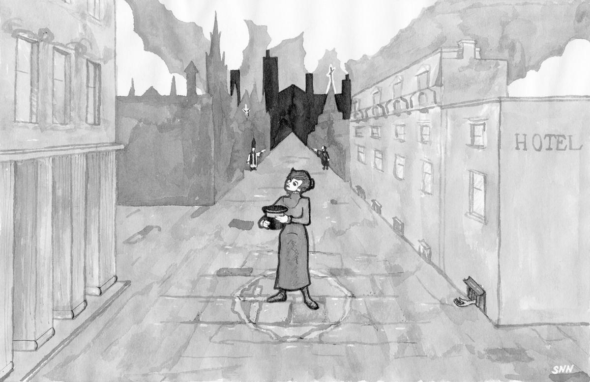 Illustration by Savannah Newton