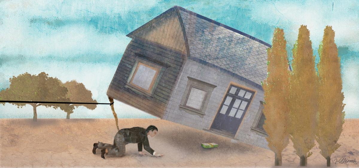 Illustration by Jon Williams, Real Change
