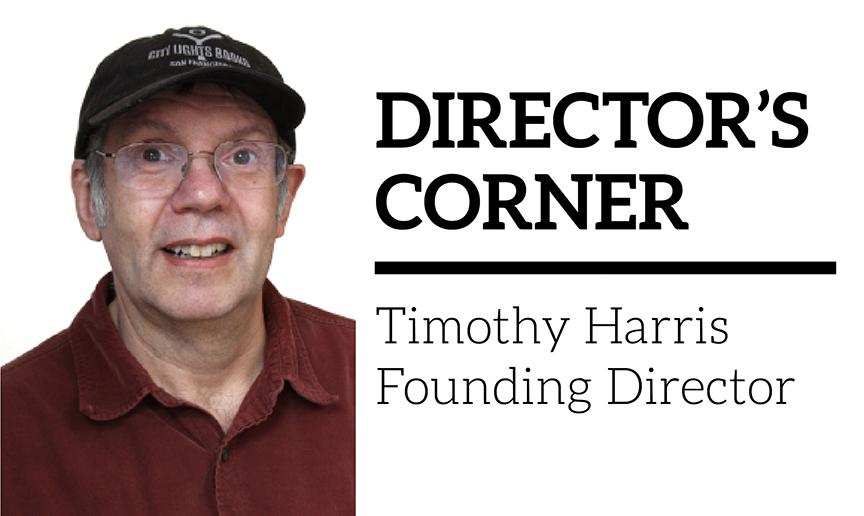 Director's Corner: The trajectory of hate is elastic, and our