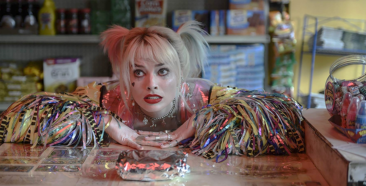 "Margot Robbie stars in ""Birds of Prey (and the Fantabulous Emancipation of One Harley Quinn),"" which was widely released in theaters Feb. 7."