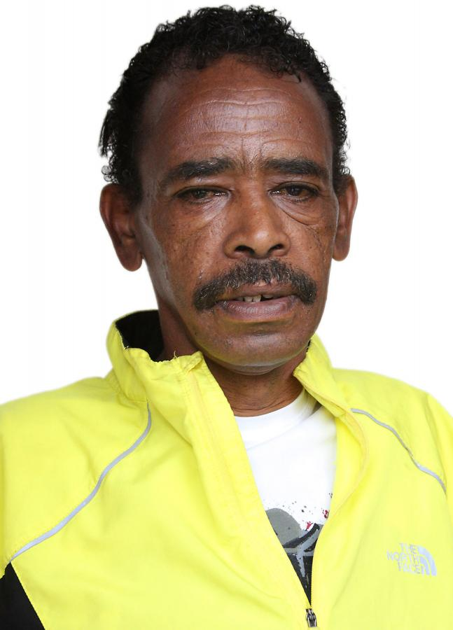 Yemane Berhe, photo by Jon Williams