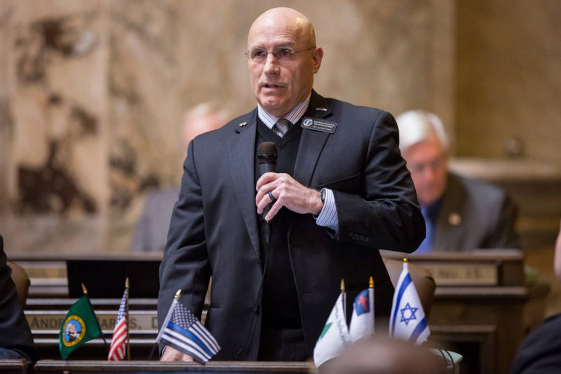Washington Sen. Brad Klippert (R-Kennewick) proposed four bills and cosponsored three additional attempts to limit the governor's emergency powers.