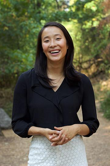 Camions of Care founder Nadya Okamoto began the nonprofit while still in high school. Photo courtesy of Nadya Okamoto
