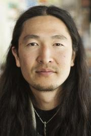 Daniel Pak is the cofounder of Totem Star, a music recording studio for youth. Photo by Lauren Thomas