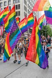 Annual Pride Parade (2015)