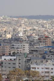 Photo of Gaza by Mujaddara, Wikimedia