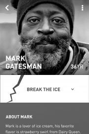 The GiveSafe app