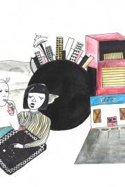 Illustration by Sarah McCrorey